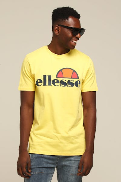 Ellesse Prado T-Shirt Yellow