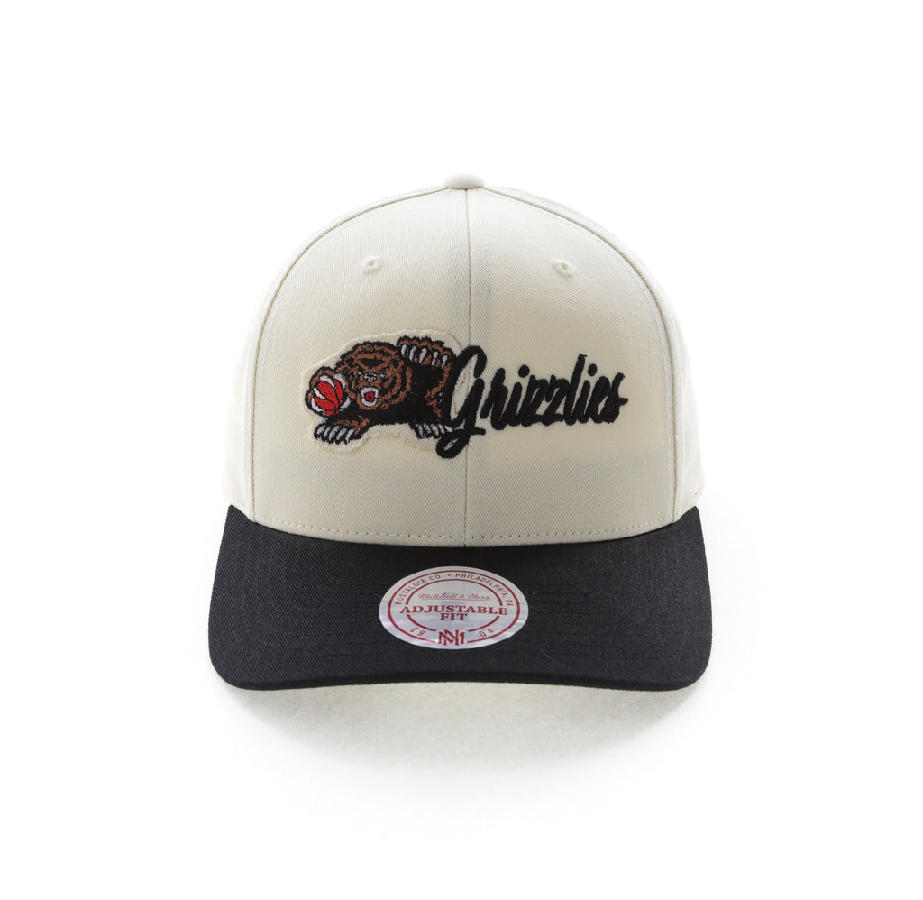 best service fc076 3ecb2 ... logo 2 toned snapback hat navy blue c28a5 44d9c  italy mitchell ness  memphis grizzlies hwc vintage 110 snapback vintage off white af586 3b2e0