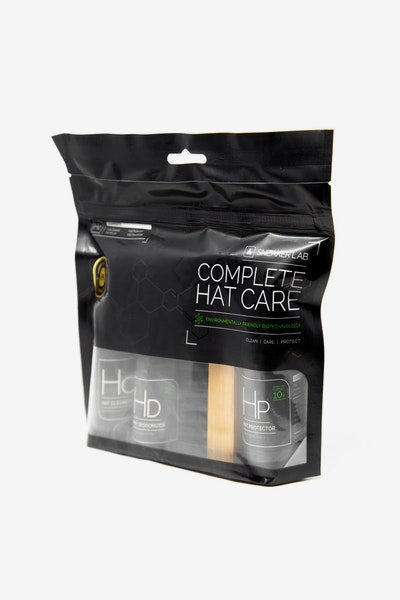 Sneaker Lab Complete Hat Care Kit Black