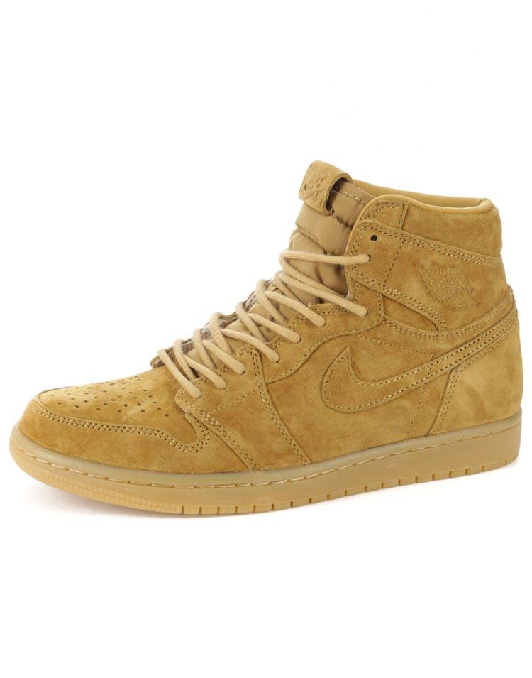 7c92a390f740 Air Jordan 1 Retro High OG Wheat