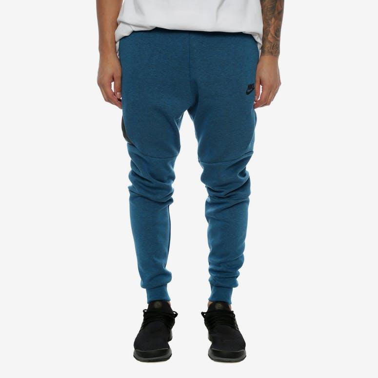 a980177dad8d Nike Tech Fleece Jogger Pant Blue Black – Culture Kings NZ