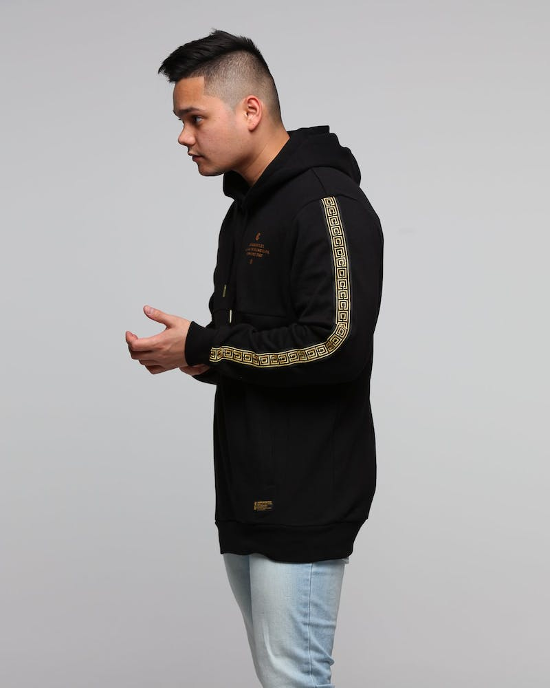 Crooks & Castles Squad Men's Knit Pullover Black
