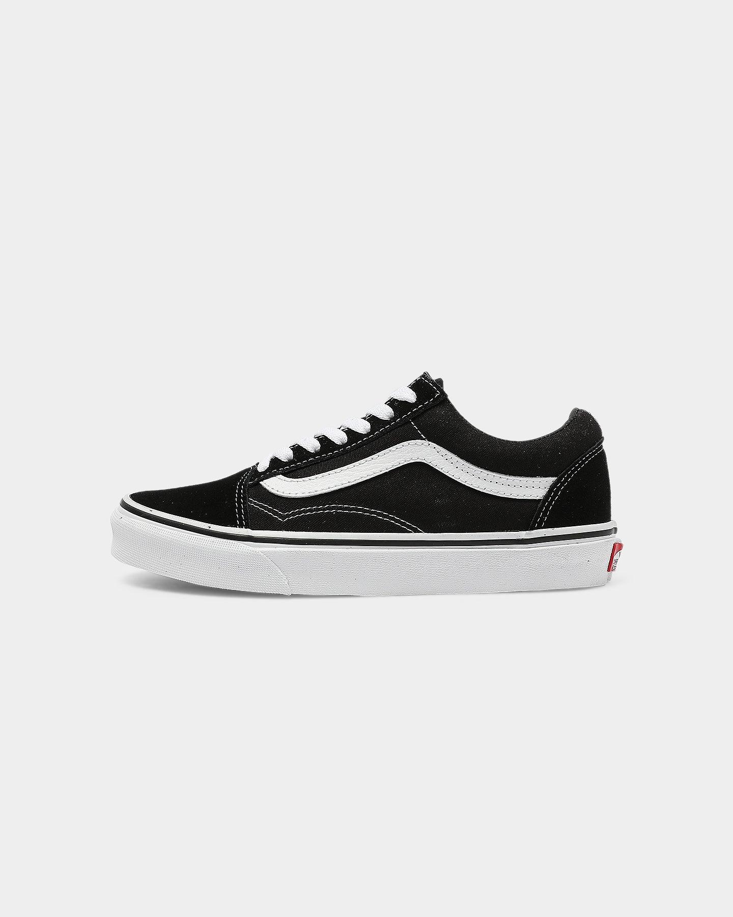 Vans Old Skool Black/white | Culture