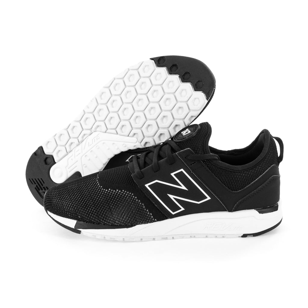 womens new balance 247 black nz