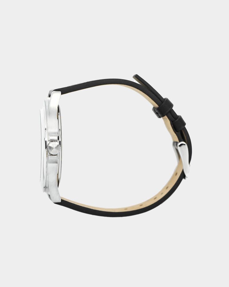 Tommy Hilfiger Men's Barclay Black/Silver