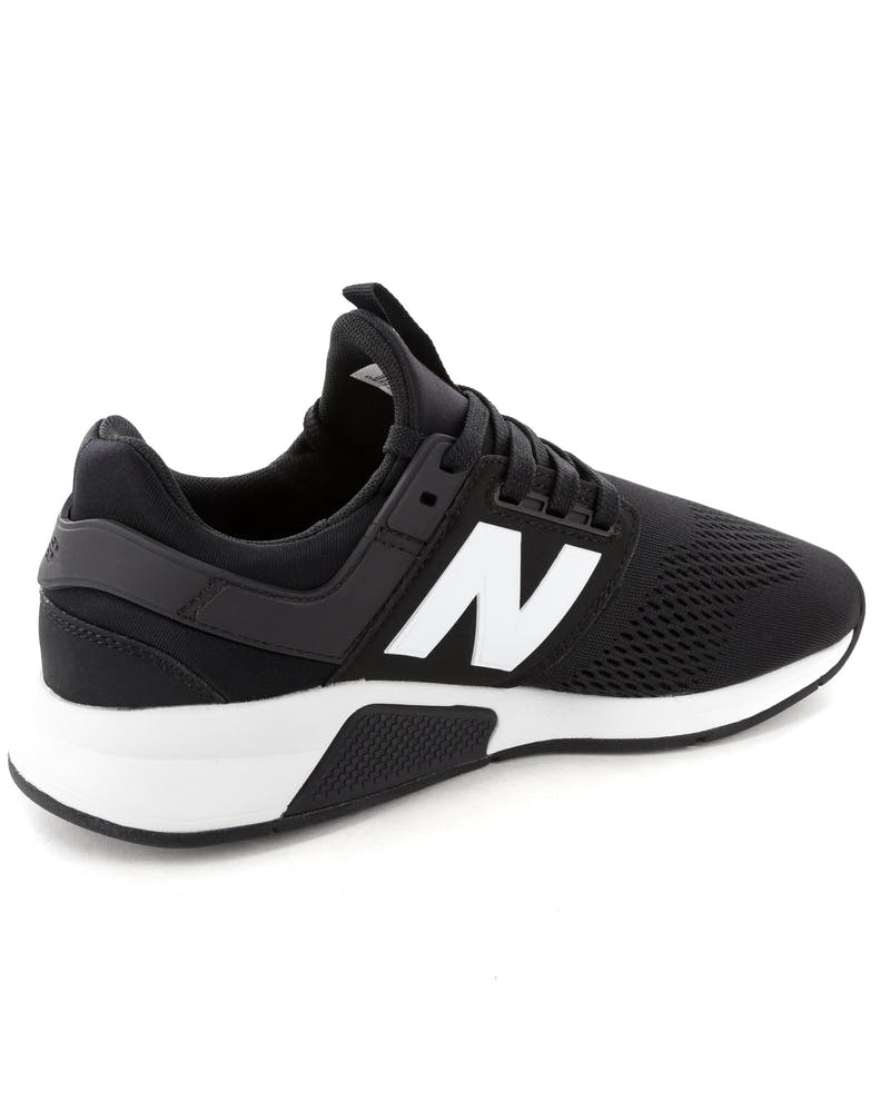 NEW BALANCE 247 V2 BLACK/WHITE