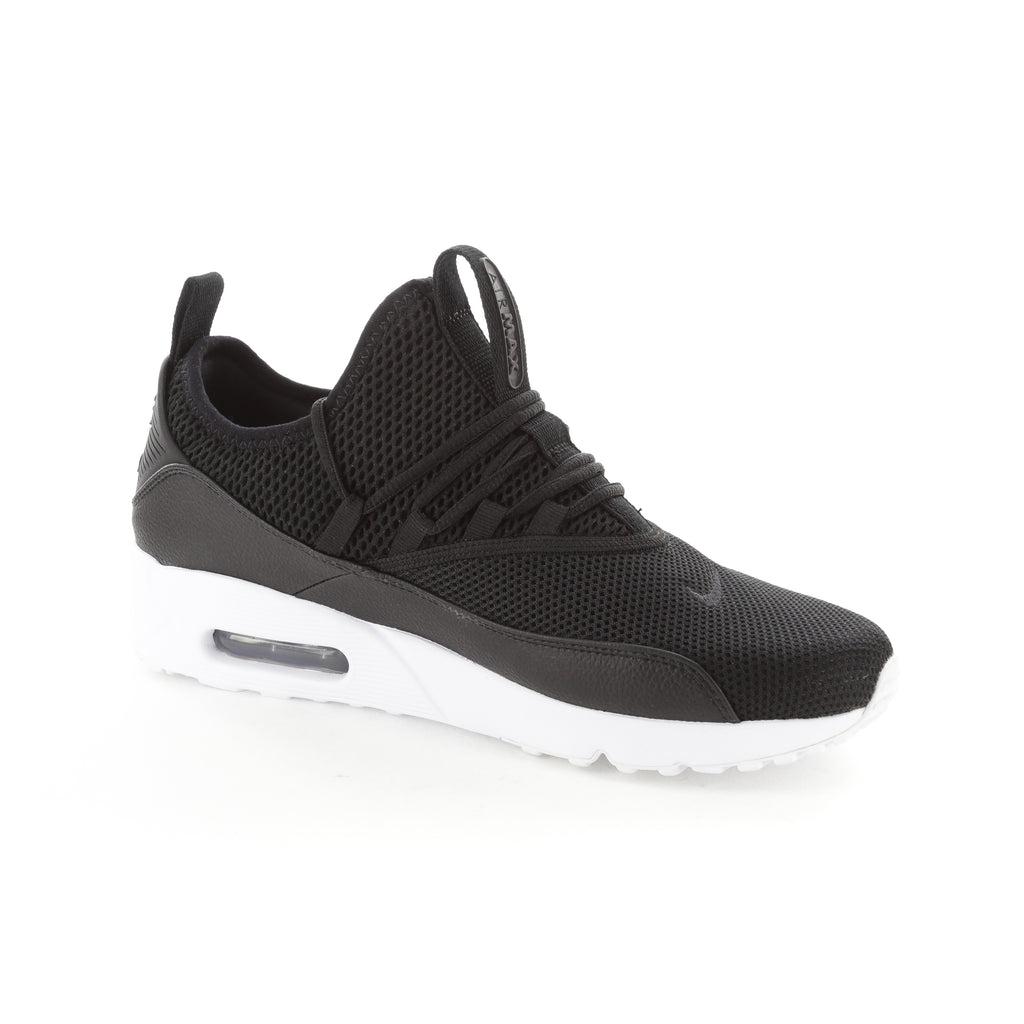 Discount Men's Nike Air Max 90 EZ Shoes WhiteBlueYellow Canada