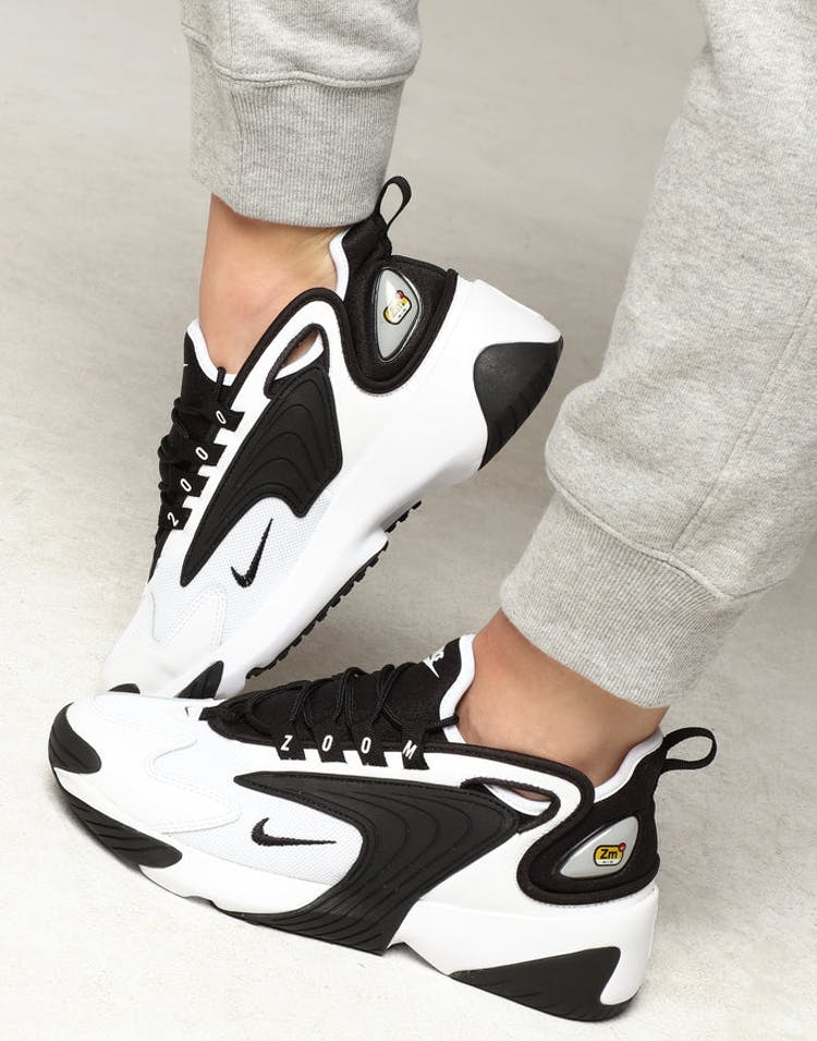 good out x reliable quality the latest Nike Women's Zoom 2K White/Black