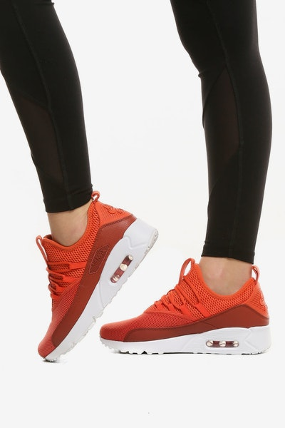 Nike Women's Air Max 90 EZ Red/White