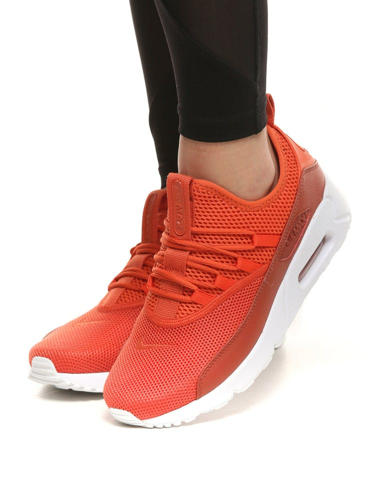 brand new 3a11e accfc Nike Women s Air Max 90 EZ Red White