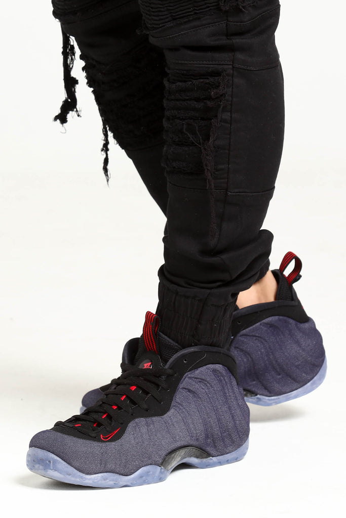 b9cb6bd88812 ... wholesale nike air foamposite 1 navy black red 5b821 994cb