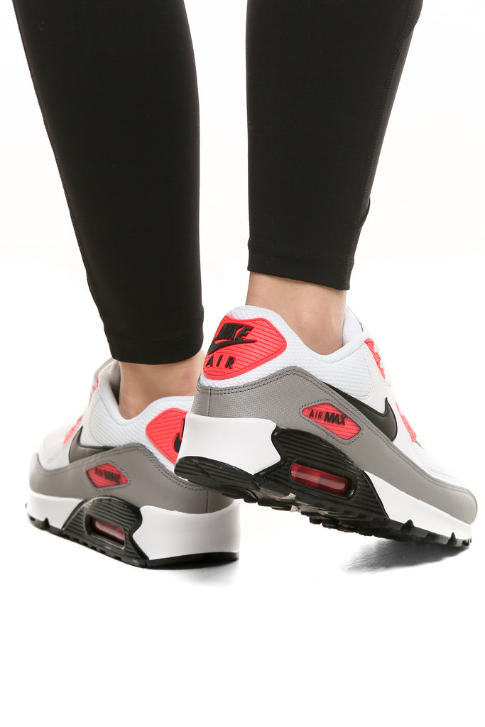 air max 90 white black and red nz