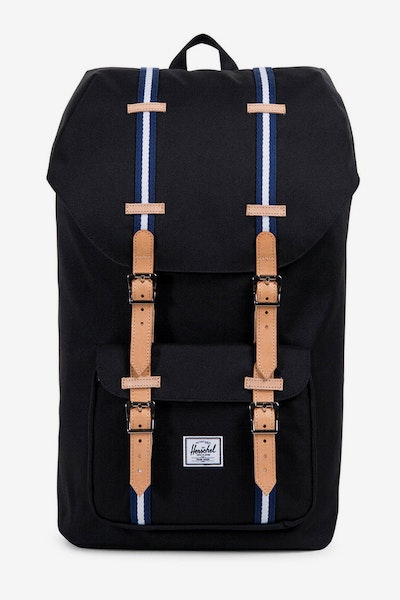Herschel Supply Co Little America Black/Blue/White