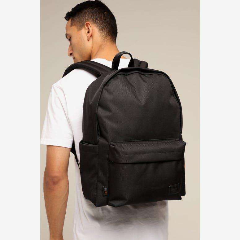 Herschel Bag Co Berg Backpack Black – Culture Kings NZ d23a9e2f7f293