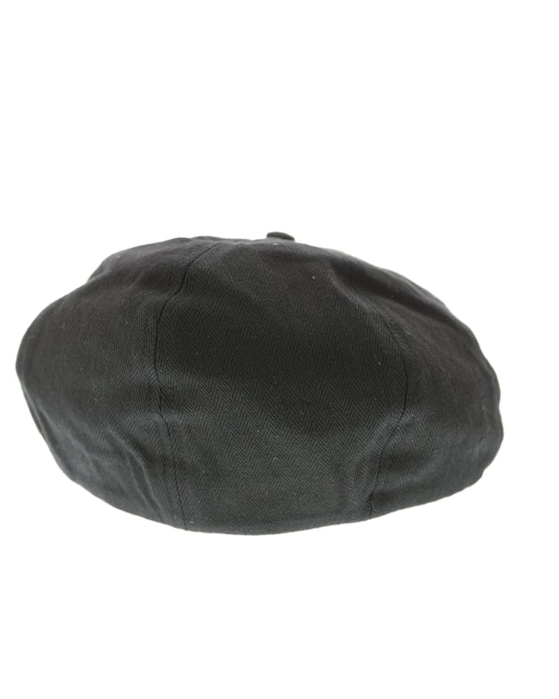 Brixton Brood Snap Cap Black