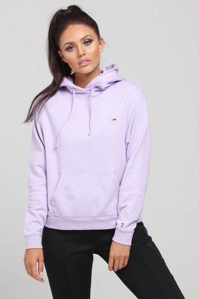 Tommy Jeans Women's TJW Classics Hoodie Lilac