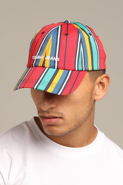 Tommy Jeans TJU Sport Cap Multi-Coloured