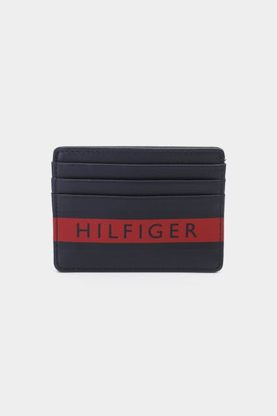 Tommy Hilfiger Color Mix XX Holder Navy/Red