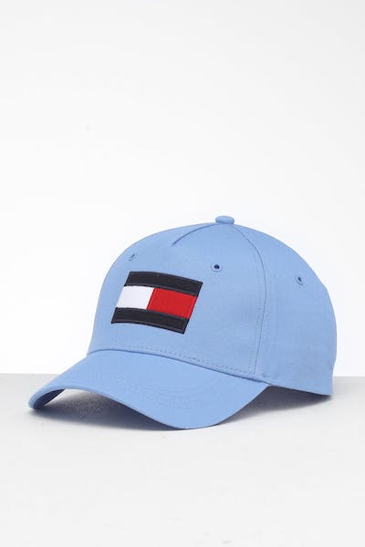 Tommy Jeans Big Flag Cap Cornflower Blue