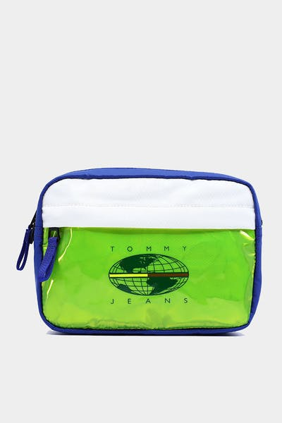 Tommy Jeans TJM Expedition Crossover Bag Green Gecko/Surf