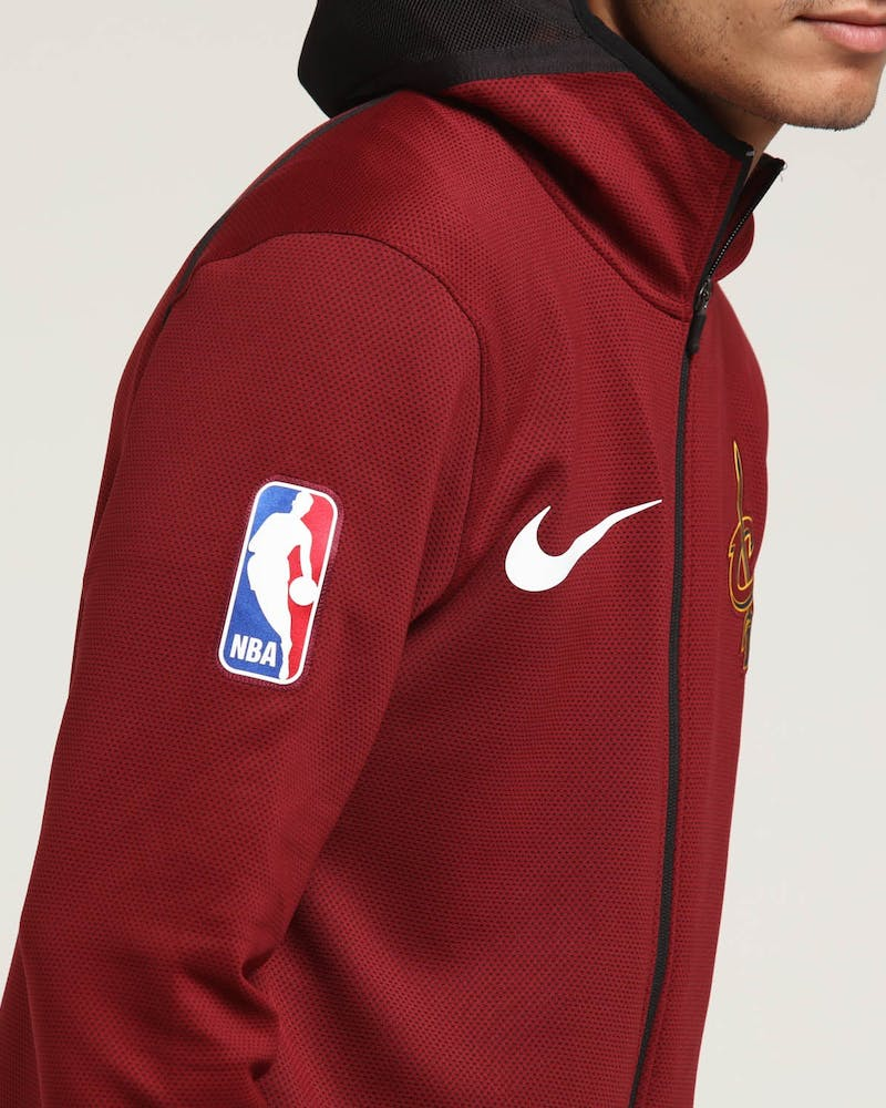 error sucesor Compulsión  Cleveland Cavaliers Nike Therma Flex Showtime Hood Red/Gold   Culture Kings  NZ