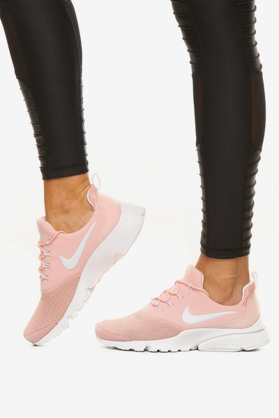 Nike Women's Presto Fly Peach/White