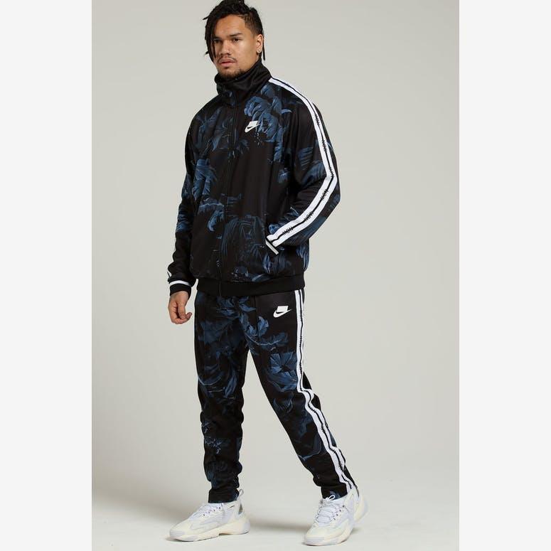 online store b2670 428d4 Nike Sportswear NSW Track Jacket Black Dark Obsidian