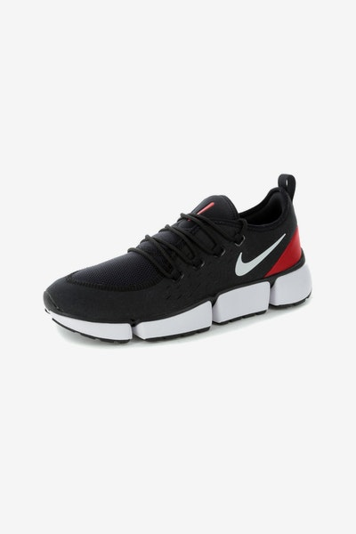 Nike Pocket Fly DM Black/White/Red