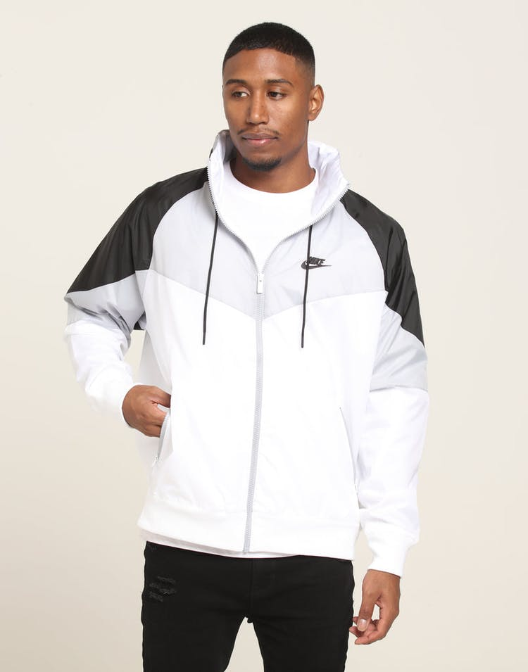 excellent quality new arrivals best service Nike Sportswear Windrunner White/Grey/Black