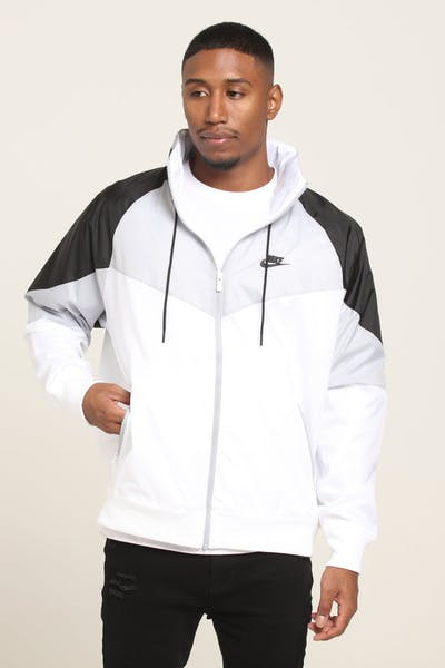 Nike Sportswear Windrunner White/Grey/Black
