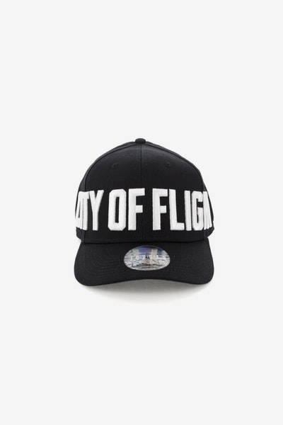 "Jordan Jumpman ""City Of Flight"" Cap Black/White"
