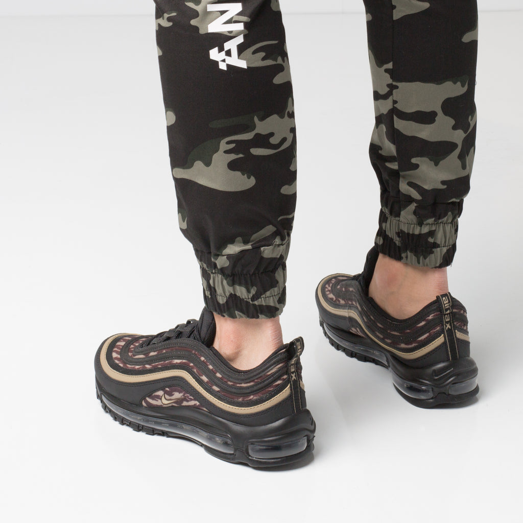 Nike Air Max 97 AOP BlackKhakiBrown – Culture Kings