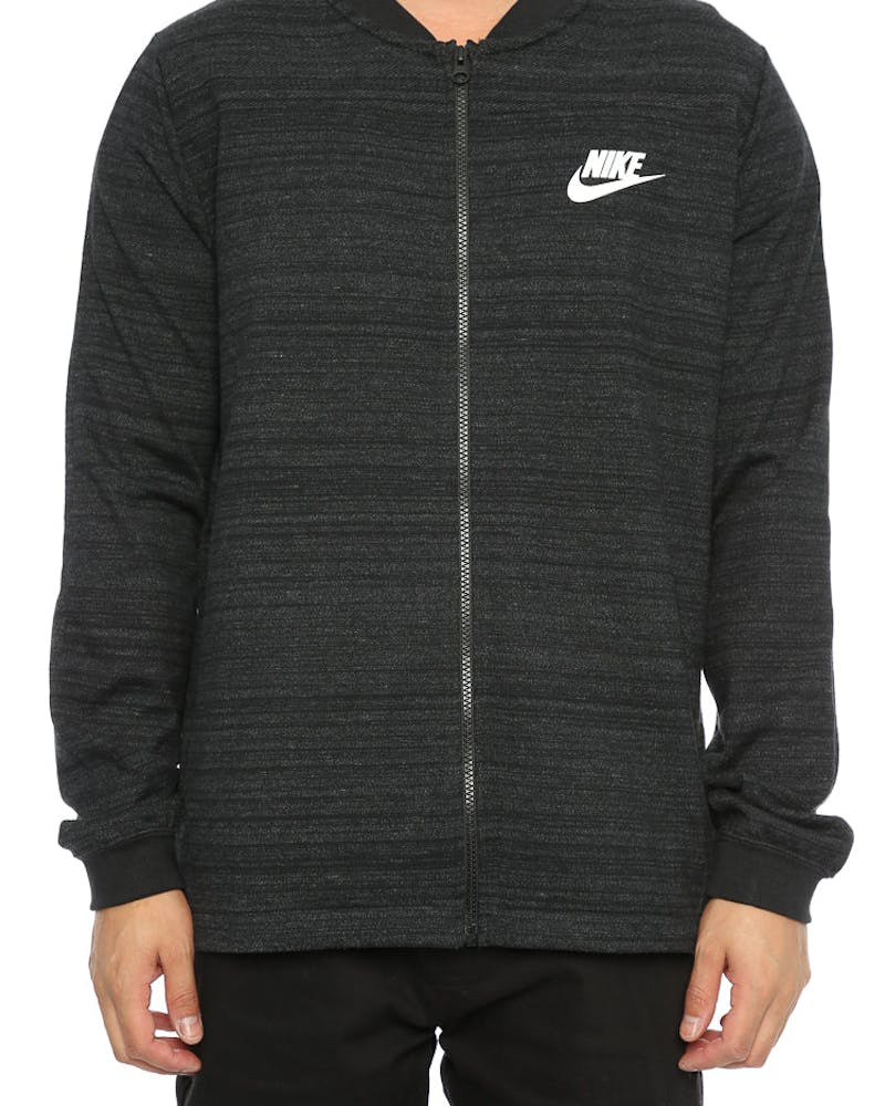 Nike Advance 15 Jacket Black/White