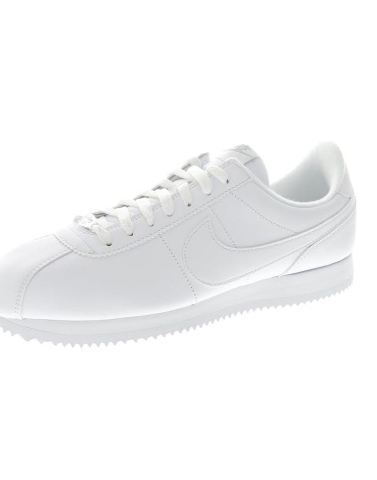 sports shoes de995 cdb02 Nike Cortez Basic Leather White/White