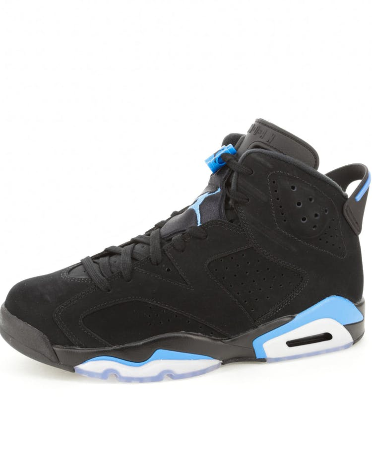 8da4edc5344 Air Jordan 6 Retro Black/Blue | 384664 006 – Culture Kings NZ