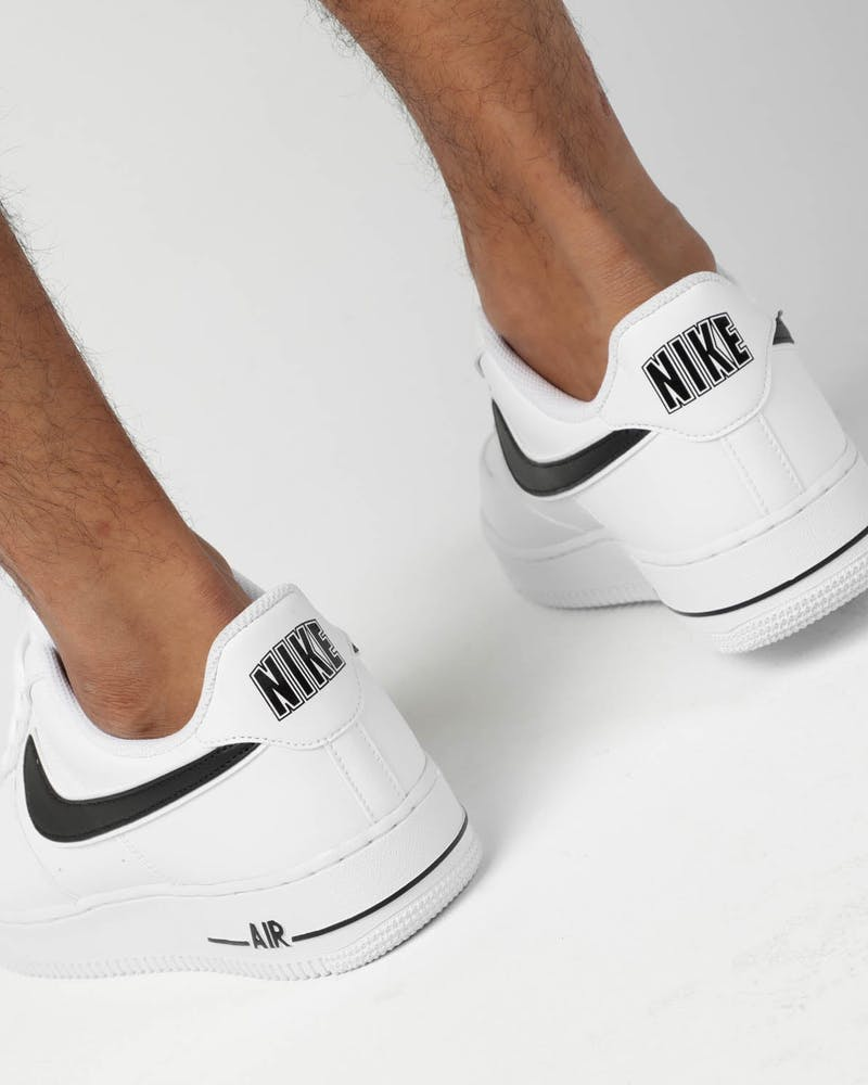 Nike Air Force 1 '07 3 White/Black