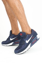 NIKE AIR MAX '90 ESSENTIAL MIDNIGHT NAVY