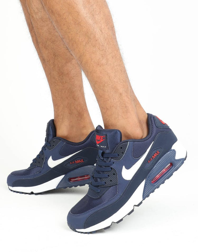 promo code cc934 da072 Nike Air Max  90 Essential Midnight Navy
