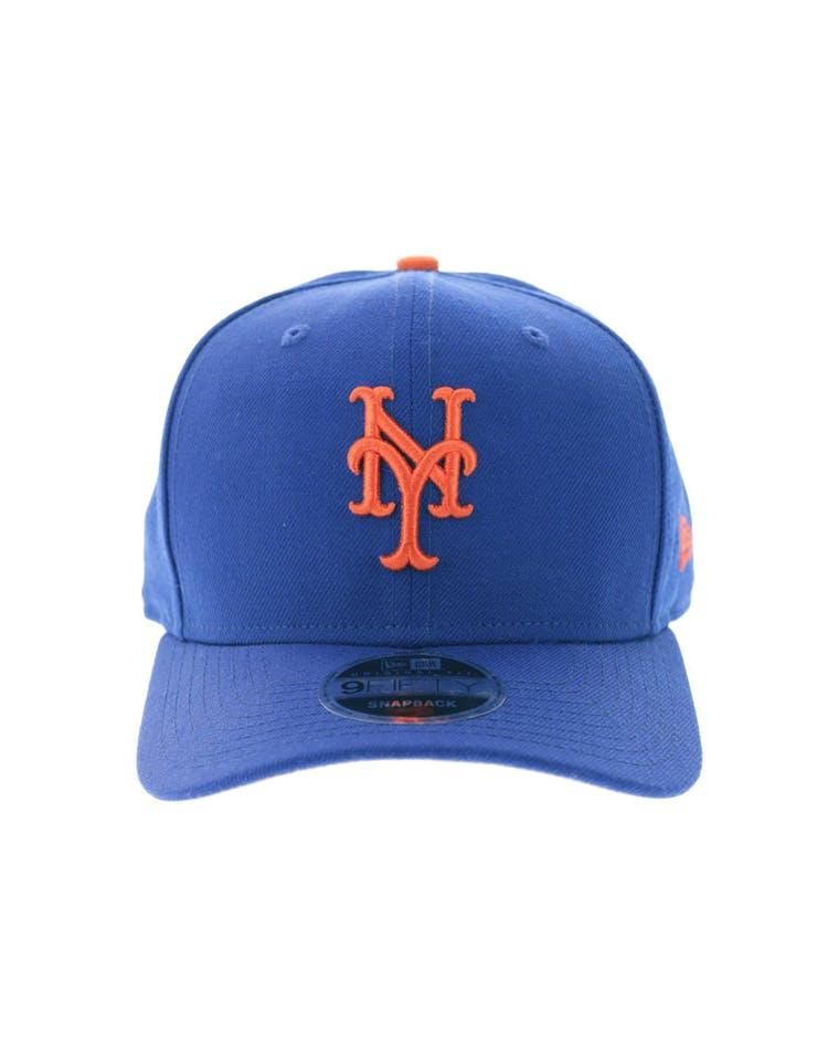 big sale acfed b688b New Era New York Mets 950 Original Fit Precurve Snapback Royal