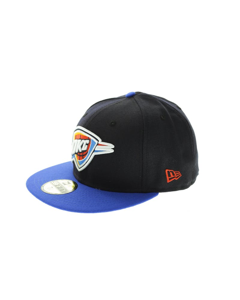 New Era Thunder 59FIFTY Fitted Cap Navy/Blue