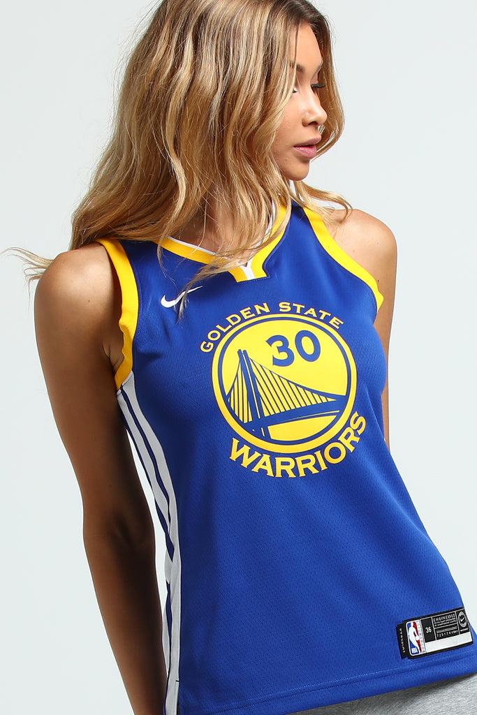 Women's Nike NBA Golden State Warriors #30 Stephen Curry
