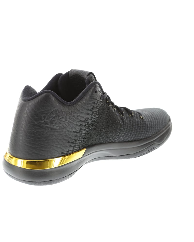 Air Jordan XXX1 Low Black/Anthracite/Gold