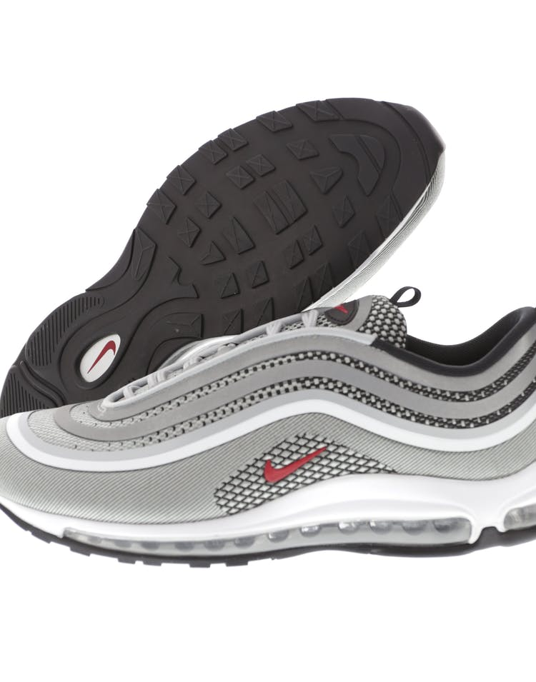 Nike Air Max 97 Ultra '17 Silver/Red/White