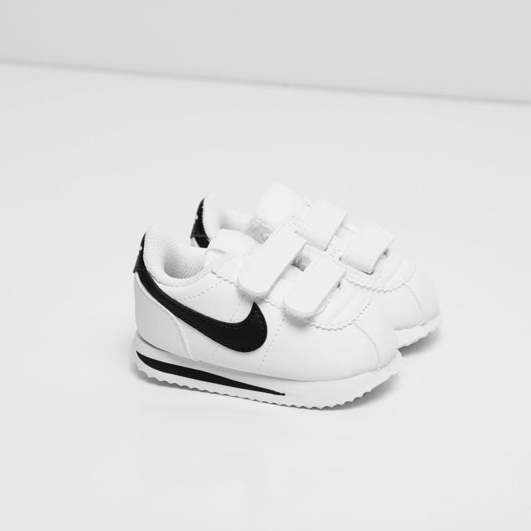 d4bfa2385f11 Nike Kids B Nike Cortez Basic SL (TD) White Black – Culture Kings NZ
