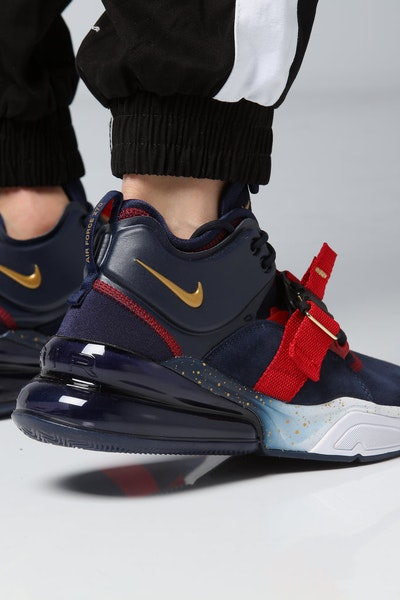 Nike Air Force 270 Navy/Red/White