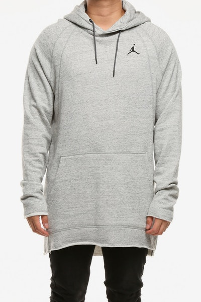 Jordan Sportswear Wings Lite Hood Dark Grey Heather