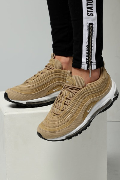 Nike Women's Air Max 97 Special Edition Beige/White/Black