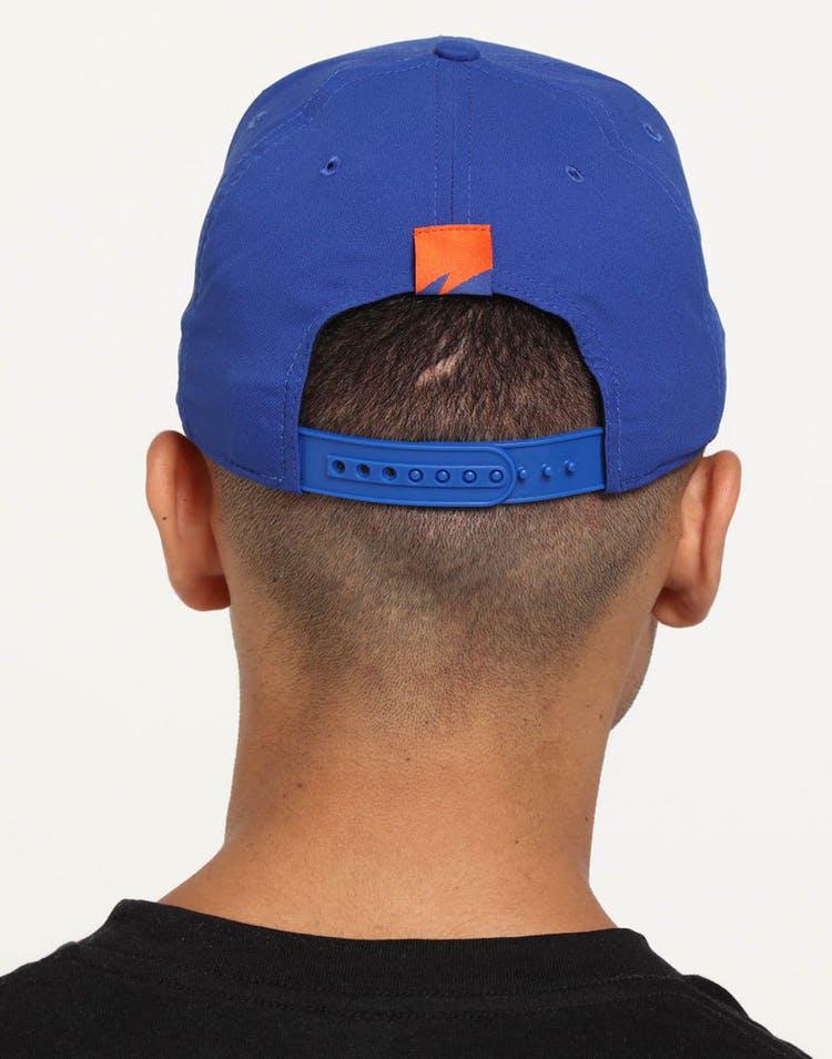 0ce7fe7b654fa Nike Cleveland Cavaliers City Edition Dry Arobill Classic99 Snapback  Blue Blue