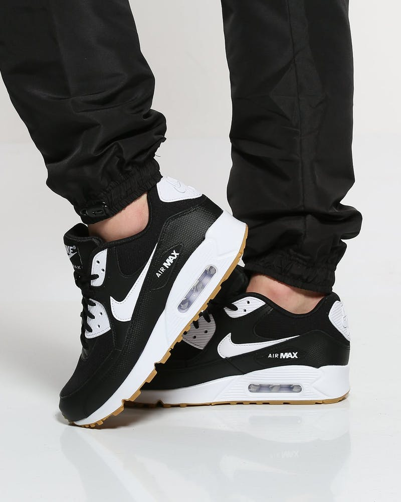 Nike Women's Air Max 90 Black/White/Gum