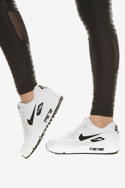 Nike Women's Air Max 90 White/Black